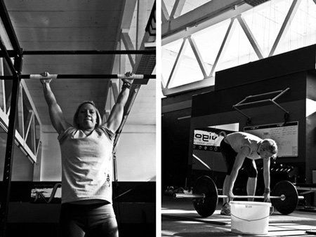 CrossFit - Nuša Repovž